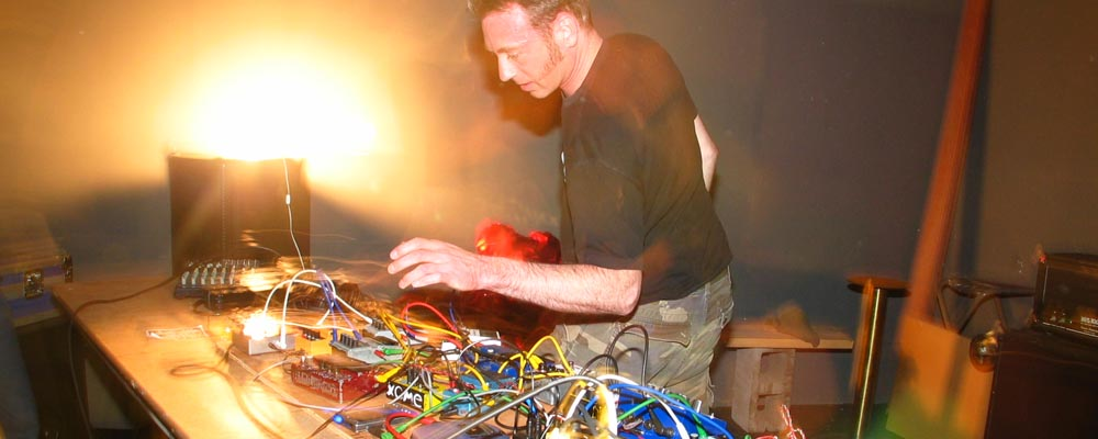 Xome: Portland Noise Festival at Embalming Room, Portland, OR - March 27, 2004